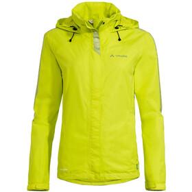 VAUDE Luminum II Jacket Women, zielony